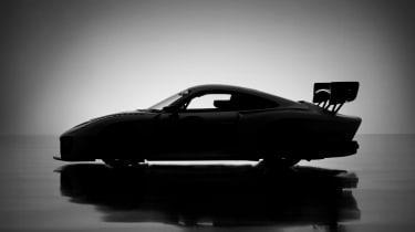 Porsche 935 dark