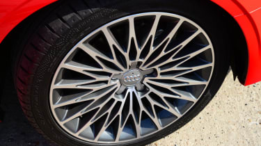 Audi A3 Saloon wheels