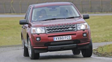 Land Rover Freelander 2 ed4 corner
