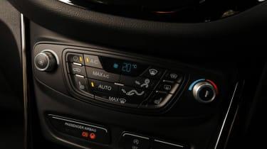 Used Ford B-MAX - centre console