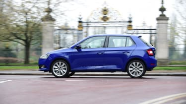 Skoda Fabia SE L: long-term test review - first report side