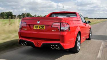 Vauxhall VXR8 Maloo - rear