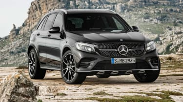 Mercedes-AMG GLC 43 - front static