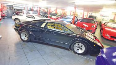 Movie and TV cars - Lamborghini