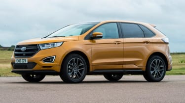 Ford Edge - front static