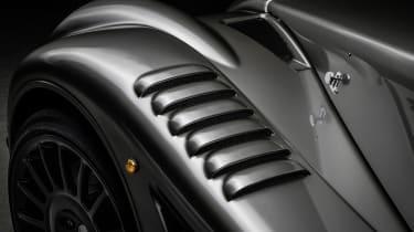 Morgan Aero GT - detail