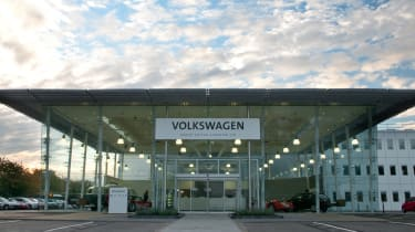 VW Group UK hq