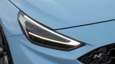 Hyundai i30 N Performance DCT - headlight