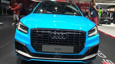 Audi SQ2 - Paris full front