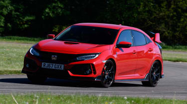 Honda Civic long-term review - front