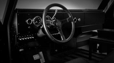 Bollinger - interior