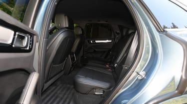 Porsche Cayenne S - rear seats
