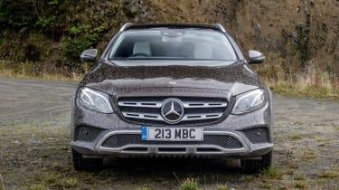 Mercedes E-Class All-Terrain - full front static