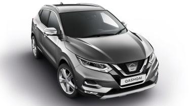 Nissan Qashqai N-Motion - above