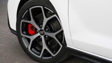 Hyundai i30 N - brake caliper
