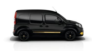 Renault Formula Edition Vans - Kangoo side
