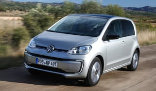 Volkswagen e-up! - front