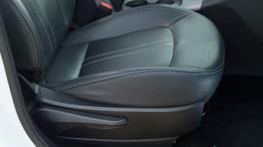Used Kia Sportage Mk3 - seat detail