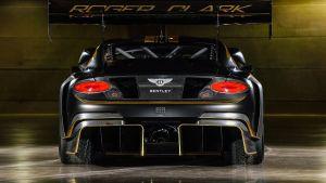 Bentley Continental GT3 - rear