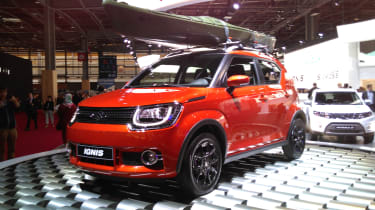 Suzuki Ignis - Paris front three quarter