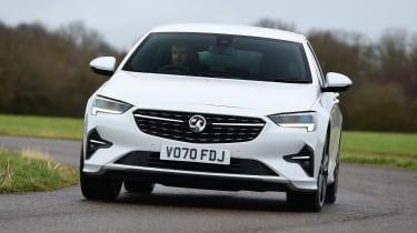 Vauxhall Insignia 1.5 diesel - front cornering
