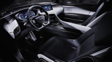Infiniti QX Sport Inspiration - interior