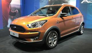 Ford Ka+ Active - Geneva front
