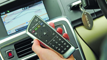 Volvo S60 remote