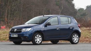Dacia Sandero - front static