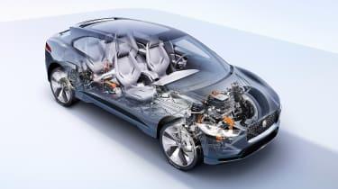 Jaguar I-Pace - studio mechanics