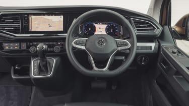 Volkswagen Caravelle - dash