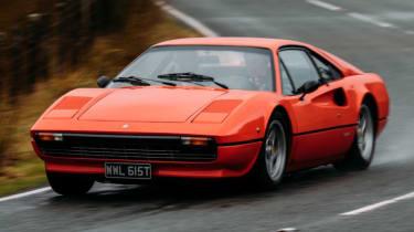 Top 5 greatest ever V8 Ferraris - Ferrari 308
