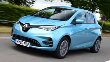 Renault Clio - best small electric cars