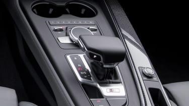 Audi S5 Sportback - buttons