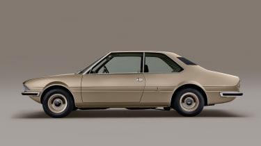BMW Garmisch concept - side static