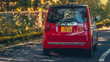 Honda N-One - rear