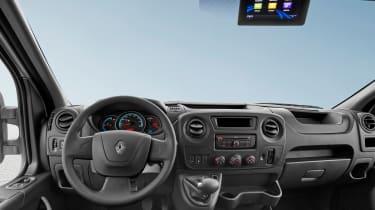Renault Master Z.E - interior