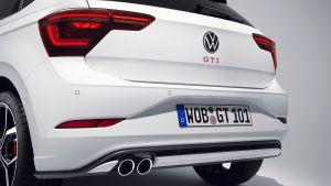 Volkswagen Polo GTI - rear detail