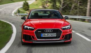 Audi RS 5 Carbon Edition - front