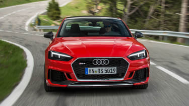 Audi RS 5 Carbon Edition - front