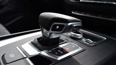 Audi Q5 - transmission