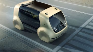 The Sedric concept is VW's interpretation of a self-driving car, and features oodles of technology that might one day for the basis of a real autonomous vehicle.