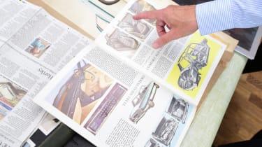 Strokes of genius - interior drawings