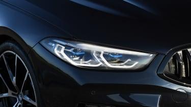 BMW 8 Series - front light