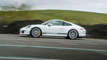 Porsche 911 R - side