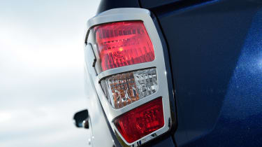 SsangYong Musso - rear light