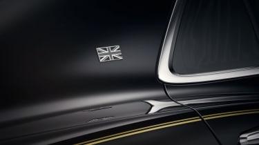Bentley Mulsanne Extended Wheelbase Limited Edition - union flag badge