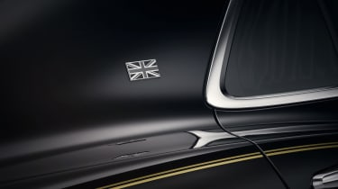 Bentley Mulsanne Extended Wheelbase Limited Edition - union flag badge