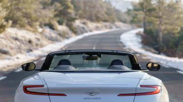 Aston Martin DB11 Volante - rear
