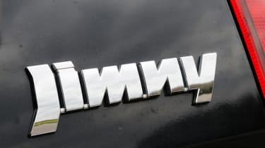 Used Suzuki Jimny - Jimny badge